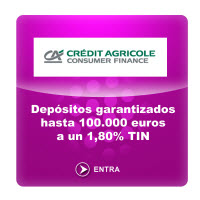 credit agricole depositos