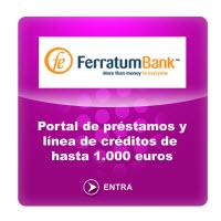 Cr ditos r pidos dep sitos bancarios y cuentas n mina for Ferratum opiniones
