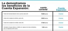 Cuenta Expansion Sabadell: las comisiones son cosa del pasado