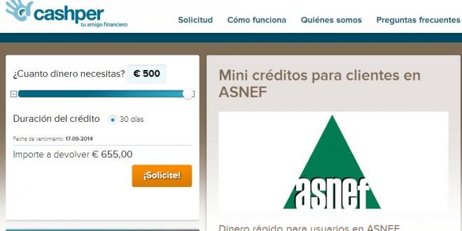 Dinero urgente online :con ASNEF,sin nómina ni papeles