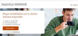 Ing Cuenta Naranja: opiniones del deposito naranja