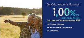Deposito Wizink: opiniones sobre cómo funciona e intereses