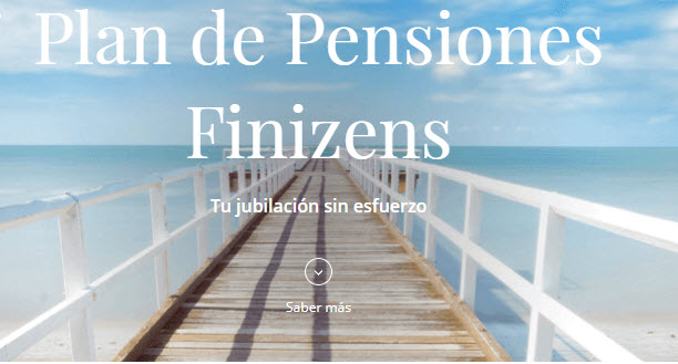 plan de pensiones finizens