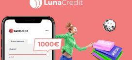 Lunacredit: comentarios de préstamos, ASNEF y si es fiable y seguro