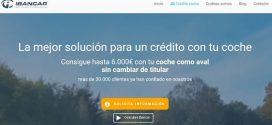 Ibancar: comentarios y condiciones de préstamos con garantía